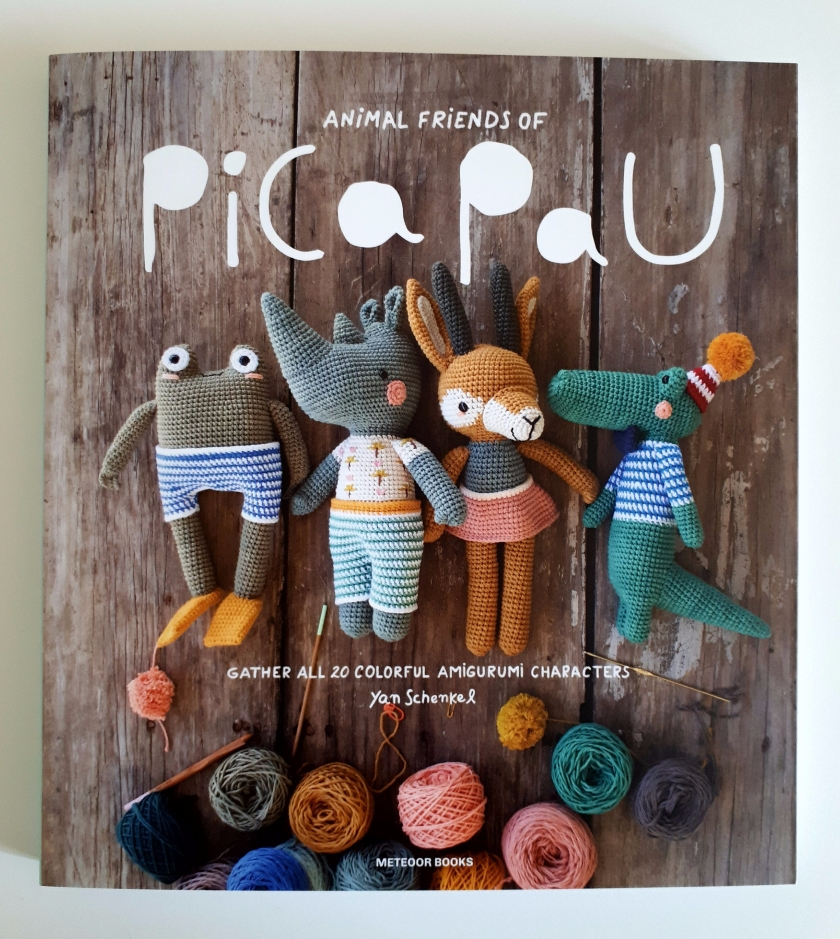 Animal Friends of Pica Pau